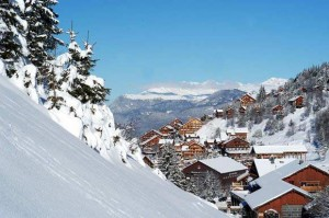 Meribel view