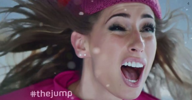 Stacey Solomon - The Jump