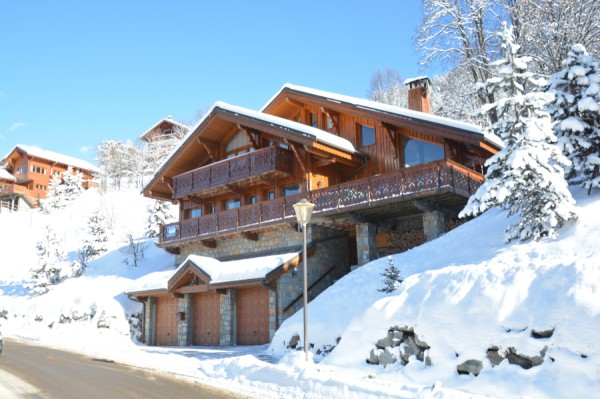 Chalet Virage - Meribel Centre
