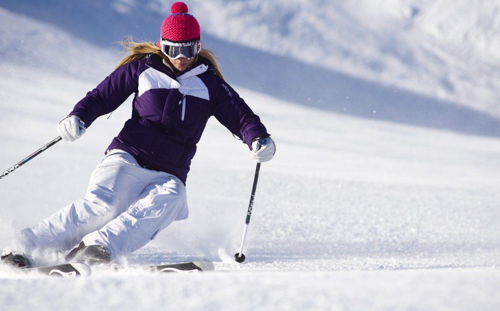 ski train alps