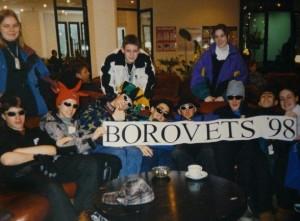 Borovets skiing school trip