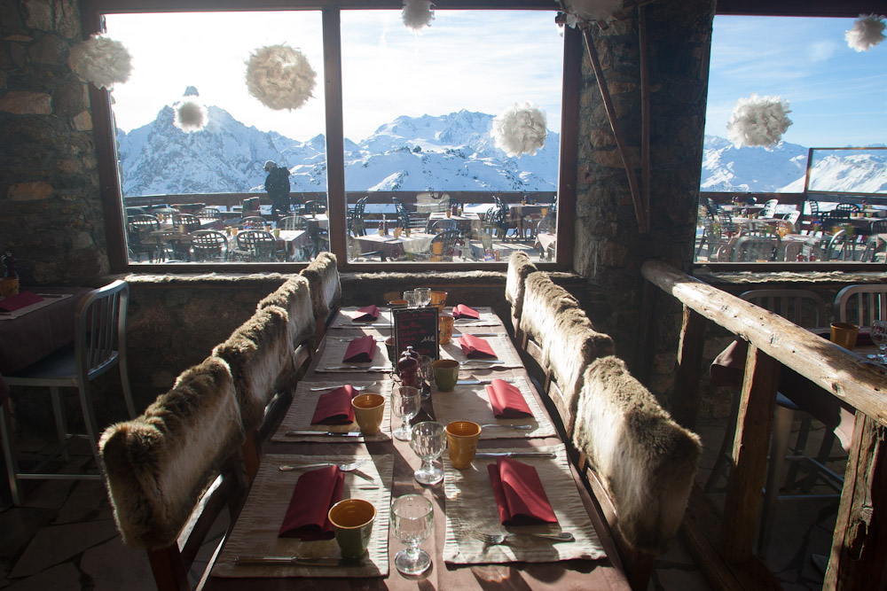 Meribel Restaurant