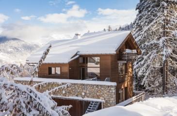 Chalet Toubkal La Tania, Ski Holiday