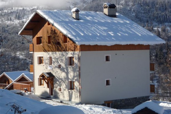 Alpine Action Chalet in Meribel Village
