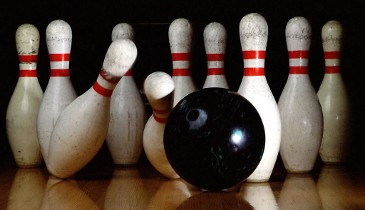ten pin bowling in meribel for non skiers