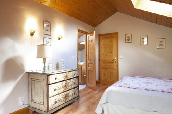 En-suite Decorative Chalet