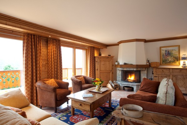 Meribel Centre Chalet Serpolet