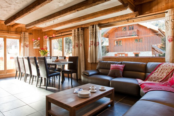 Meribel Centre Chalet