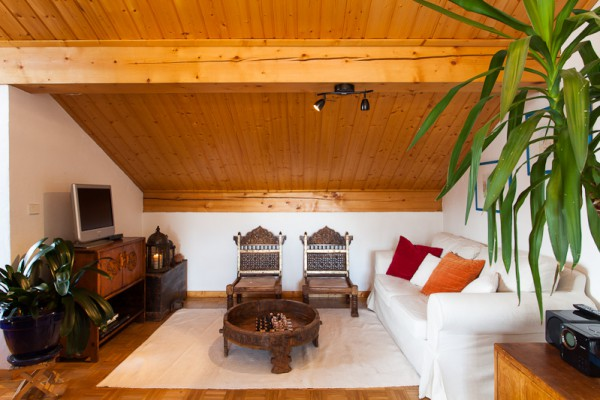 Three Valleys Chalet Living Space