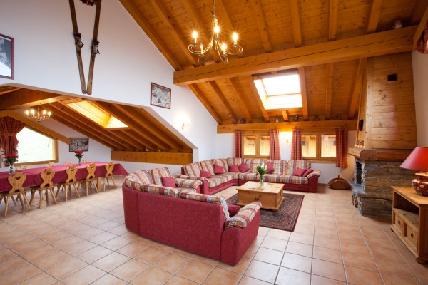 Meribel Centre big chalet