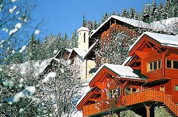 Meribel a lively ski resort - Meribel office du tourisme ...