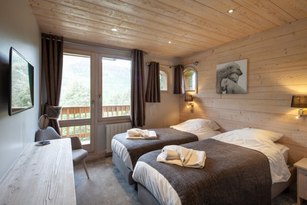 Room 6 in Chalet Chardon