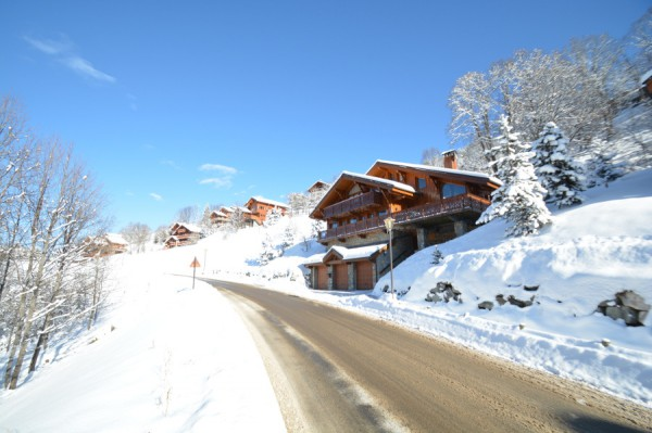 Chalet Virage Sleeps 14 Meribel Centre